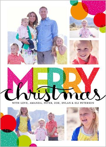 wwwpolkadotpoplarscom - Shutterfly Holiday Cards