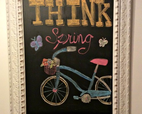 Guest Post – Chalkboard Art