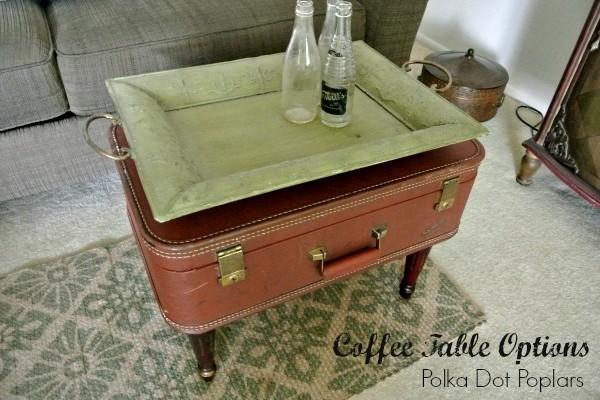 Coffee Table Options