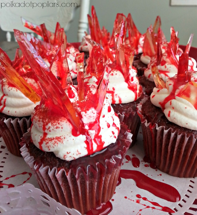 20141010_155326. These Are My Bloody Valentine Cupcakes ...