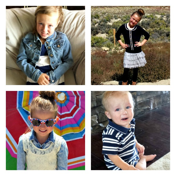 Peck Kids Collage