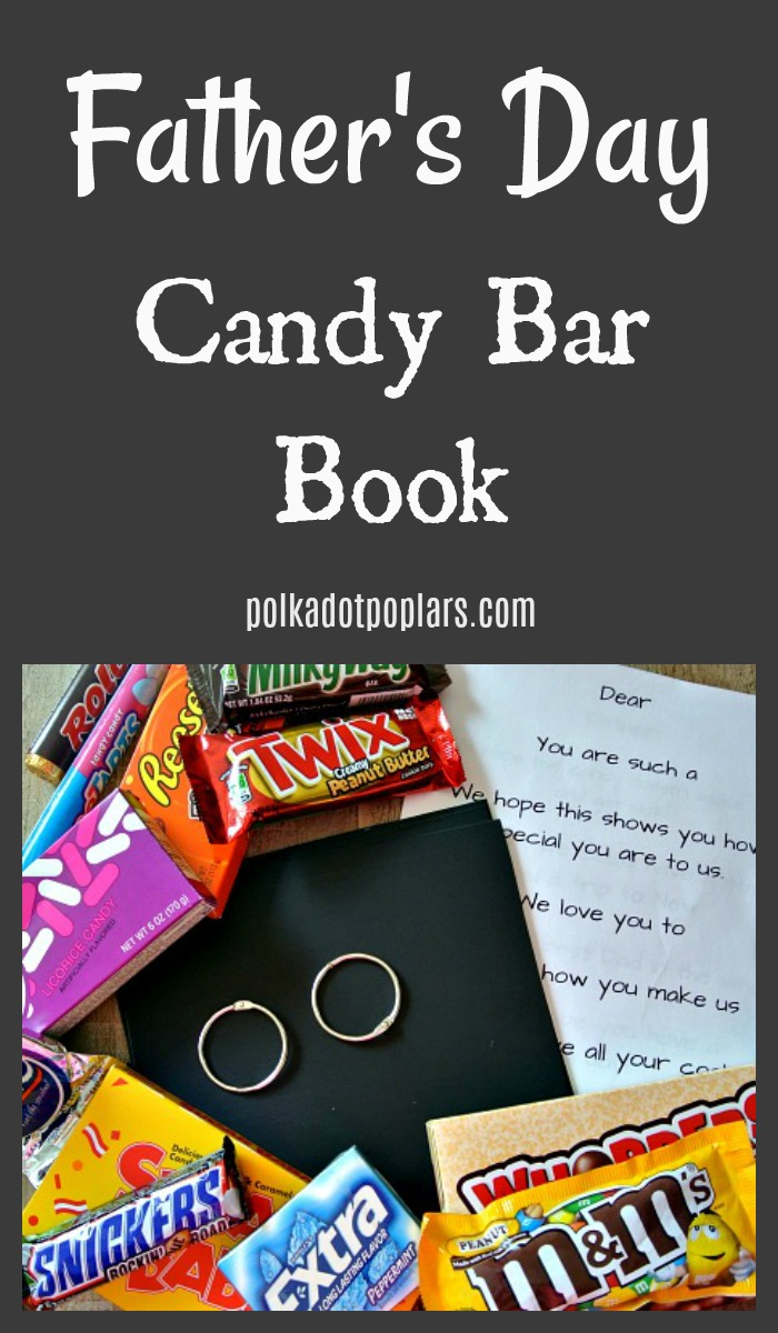 Candy Bar Poster