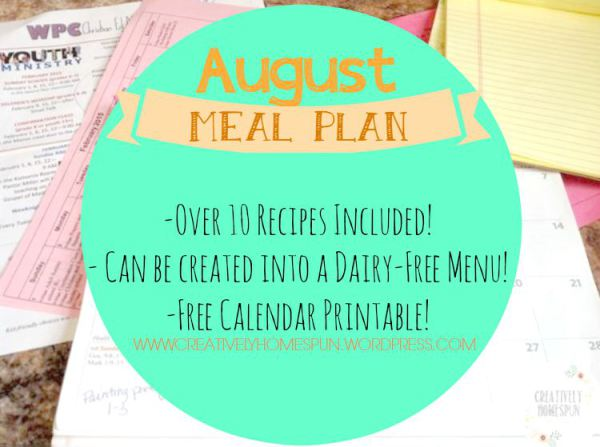 august-meal-plan-mealplanning-recipes-dairyfree