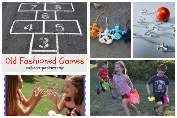 Old Fashioned Game Roundup