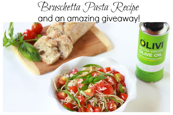 Giveaway – 5 Winners – Olivi Olive Oil