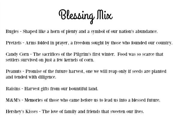 Blessing Mix