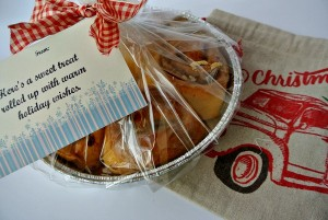 Sweet Roll Gift Idea