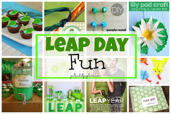 Leap Day Collage