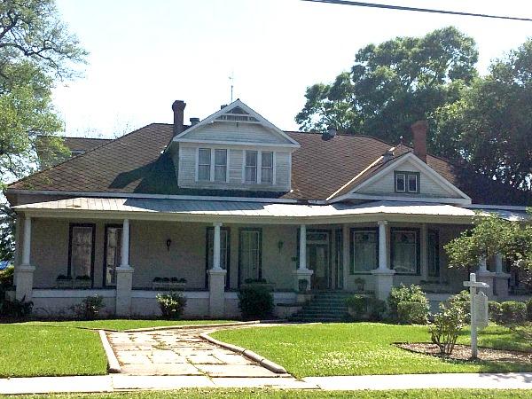 Home in Broussard, Louisiana