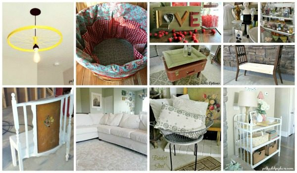 Our Favorite Upcycled Projects