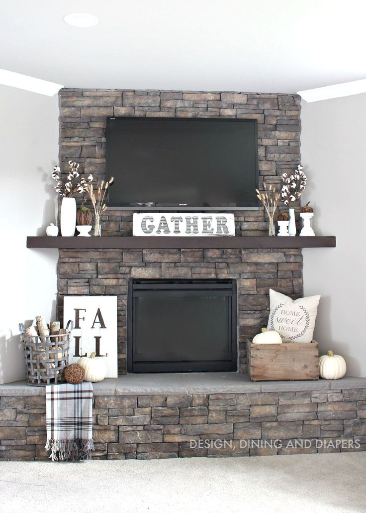 Beautiful Mantel Decorations