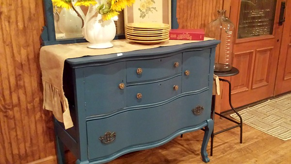 Painted Buffet Furniture