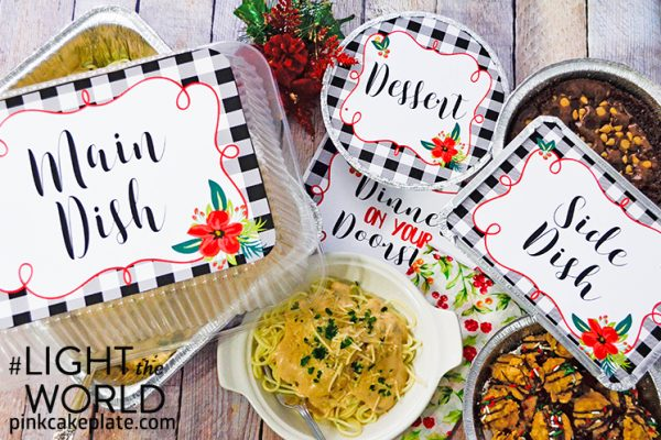 Dinner On Your Doorstep Gift Ideas