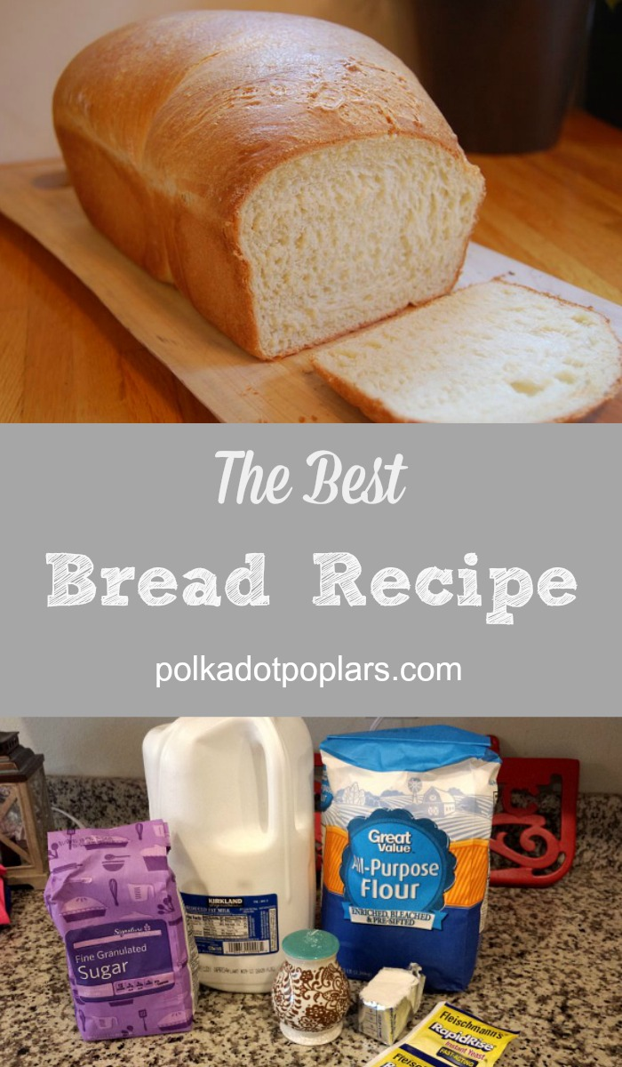 Best Bread Recipe Pinterest