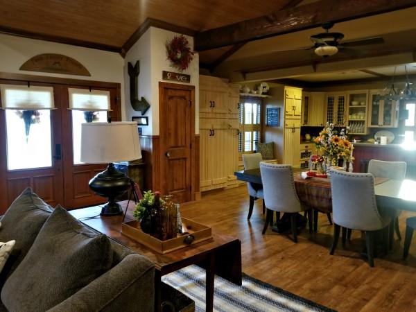 farmhouse home