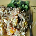 Delicious and creamy casserole recipe.