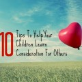 Great ideas to better our skills and teach our children to be kind.