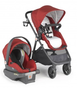 Love this travel system. So lightweight and grows with your baby.