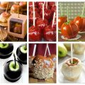 Caramel Apple Ideas