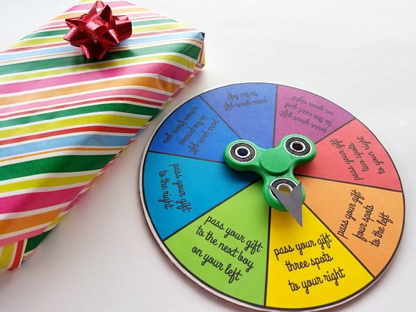 Gift Giving Game