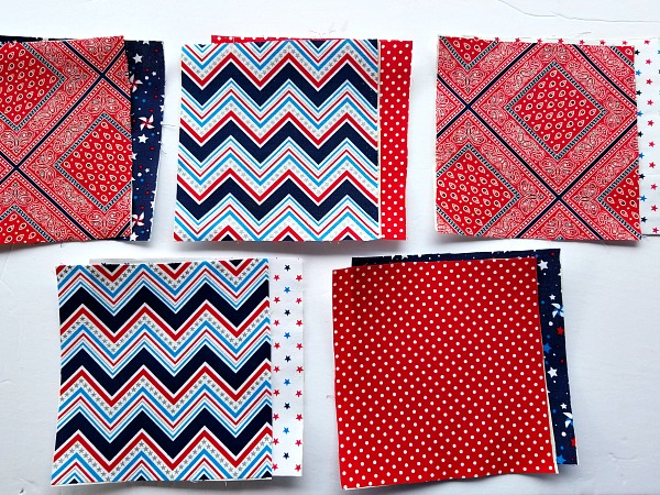 4th of July Fabric