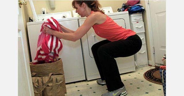 Housework Exercise