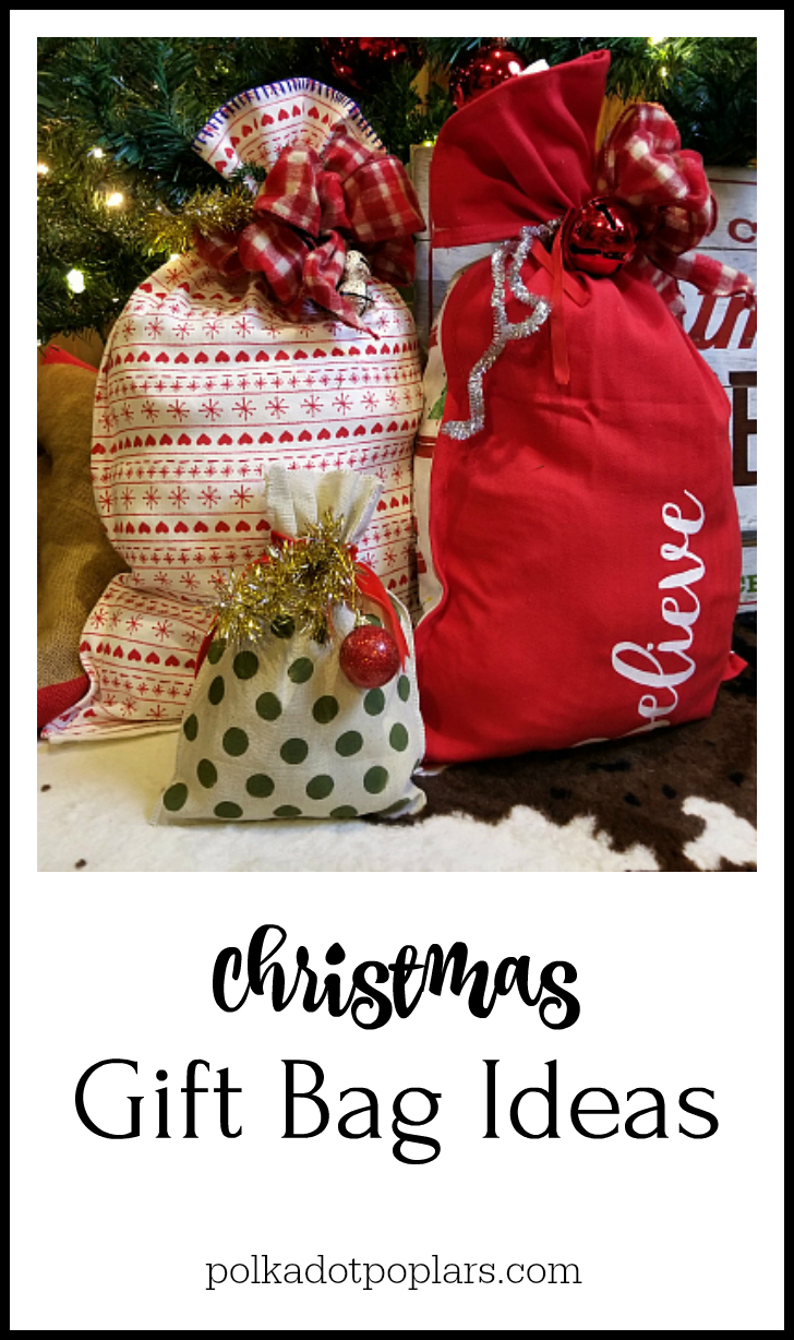 Gift Bags Ideas For Christmas