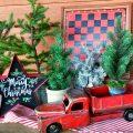 Antique Christmas Decor
