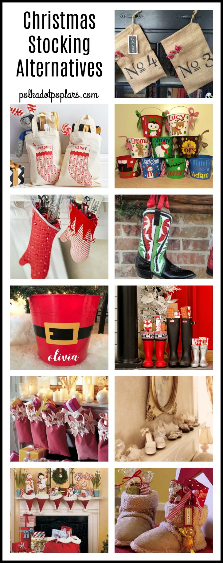 Stocking Ideas