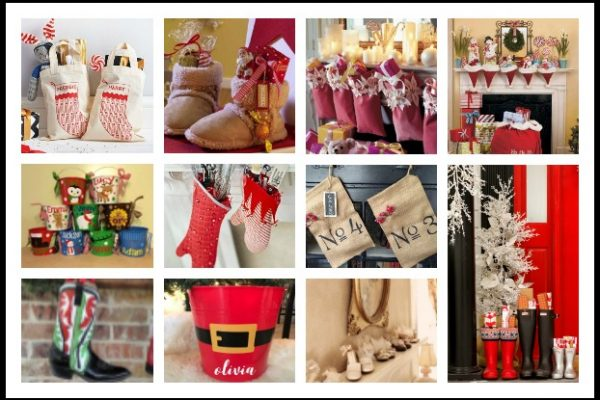 Christmas Stocking Alternatives