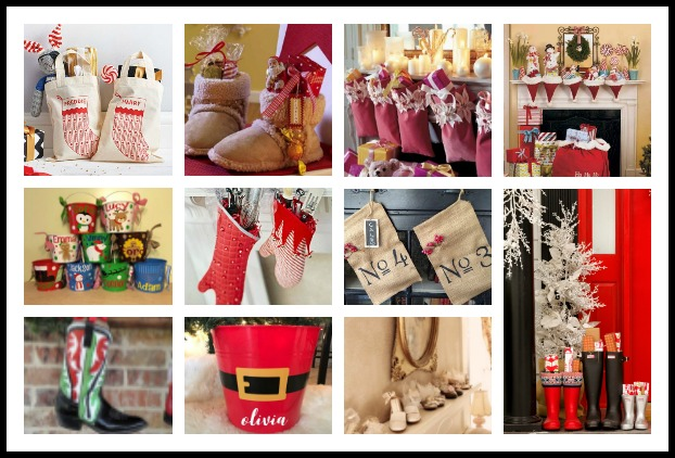 Several Stocking Ideas