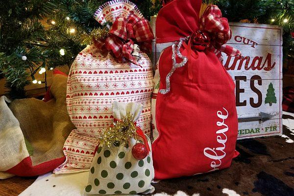 Christmas Gift Bag Ideas