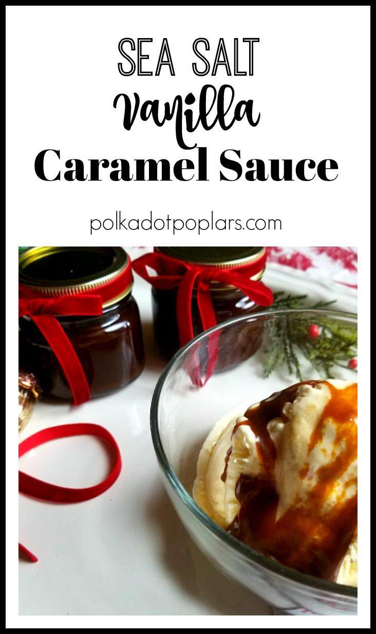 Jar Caramel Sauce
