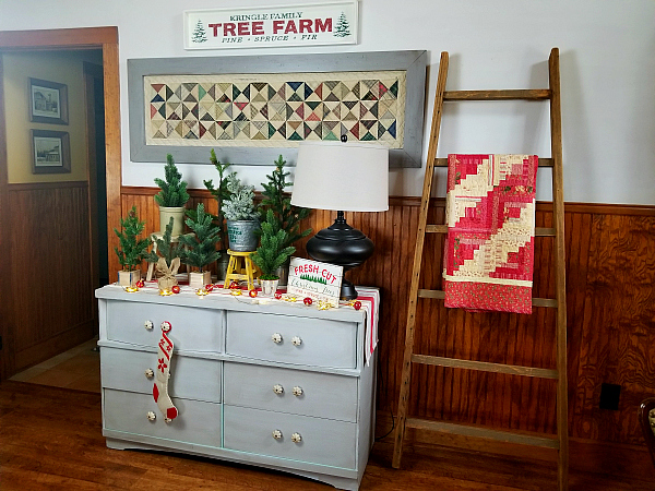 Tree Farm Decor