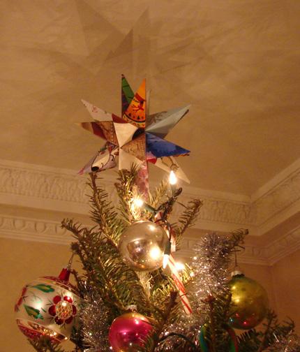 3D Star Tree Topper