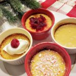 Holiday Flavors For Creme Brulee