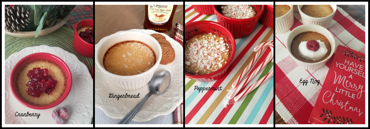 Christmas Creme Brulee Recipes