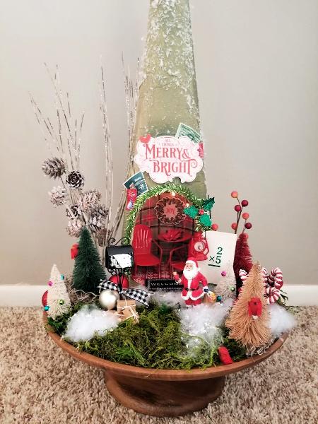 Tall Tree Christmas