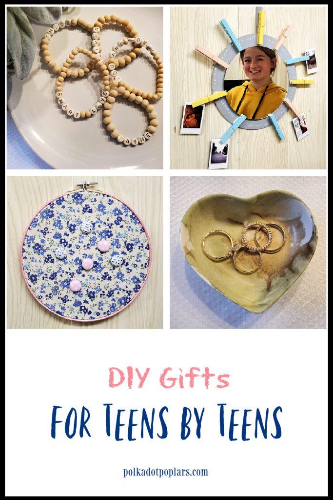 Photos of teen crafts
