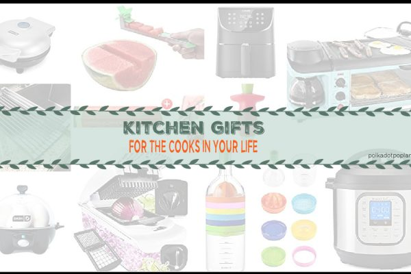 10 Kitchen Gifts For The Cooks In Your Life