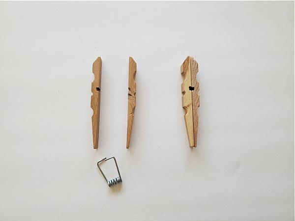Broken Clothespin